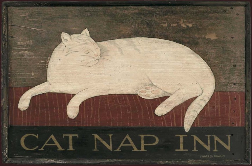 Cat Nap Inn